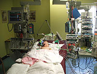 Bristol intensive care